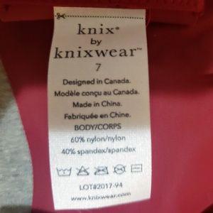 3acd54e8e8 Knix Intimates   Sleepwear - NWOT Knix Luxe V-Neck Red Bra